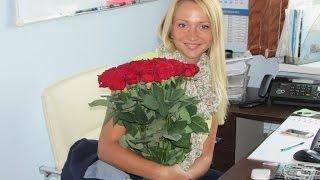 видео Купить букет роз Киев в магазине цветов Лепестки, Доставка розы, Заказать розу