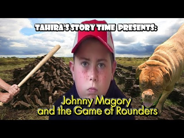 Story time - Johnny Magory and the Game of Rounders - OhmymeTV