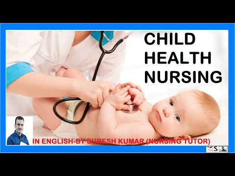 CHILD HEALTH NURSING: AN INTRODUCTION IN ENGLISH