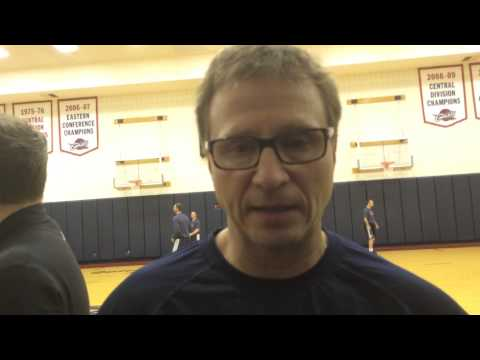 Brooks: Practice in Cleveland