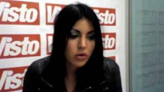Videochat con Veronica Ciardi del Gf10 - Parte 3