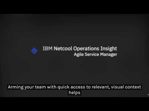 Netcool Agile Service Manager-Trailer