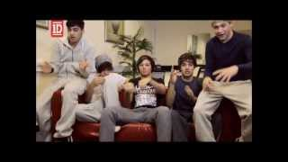 One Direction 'Video Diaries Are Back' Song/Dance Number