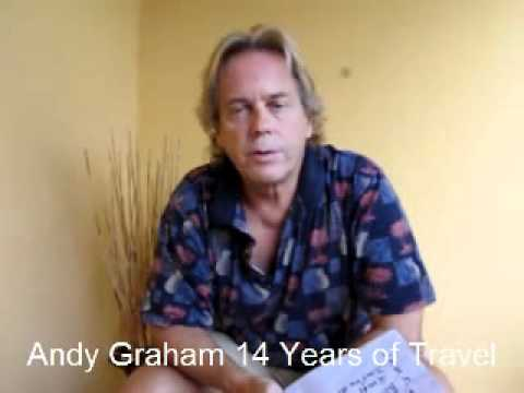 Find a Cheap Hotel Room Lesson 01 by Andy Graham a Video about Travel Guidebooks