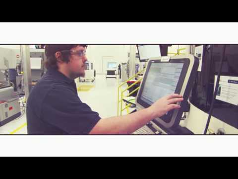 Integrated Machining Technology Program at Danville Community College