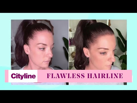 3 stylist hacks to achieve a flawless hairline |