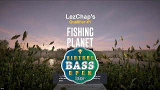 Fishing Planet: Virtual Bass Open Qualifier #1 (Michigan Smallmouth Bass) RAW AND UNEDITED!