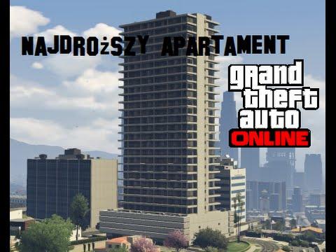 #GTA Online# Najdroższy Apartament W Los Santos #2