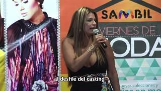 Gran Casting Sra. Nueva Esparta 2015 en SAMBIL MARGARITA