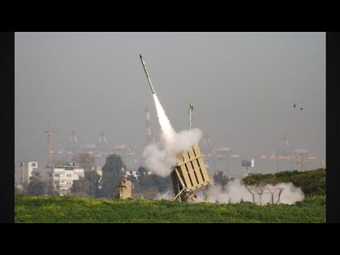 How Israel's Iron Dome Rocket Defense System Works