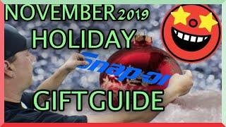 SNAP ON NOVEMBER 2019 Holiday Sales