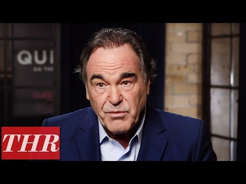 """Oliver Stone 'Snowden', """"I Read 1984 as a Kid, I Don't Want to be, But We Are There"""" 