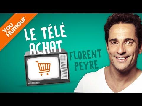 FLORENT PEYRE - Le télé-achat