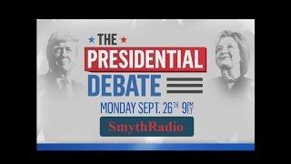Presidential Debate Shocker - Clinton No Show - Trump Remains Undefeated