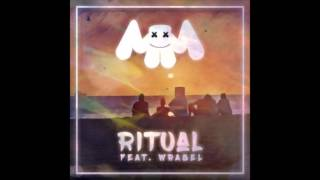Marshmello ritual Ft Wrabel (Drop Extended)