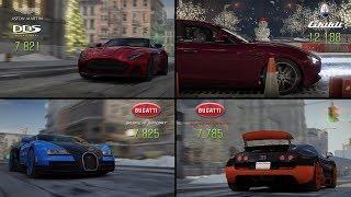 CSR Racing 2   Season #68 Tunes: Maserati Ghibli, Veyron Super Sport (+WRE) & DBS Superleggera!