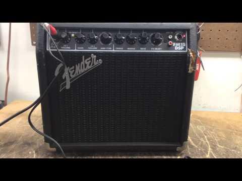 Fender FM15 DSP