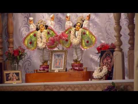 Шримад Бхагаватам 1.8.31 - Вишнуджана прабху