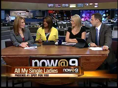 Arizona tops list of hot spots for single ladies