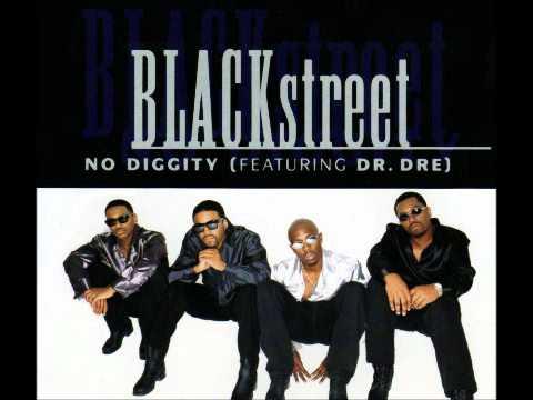 Blackstreet - No Diggity (Allstar Remix)
