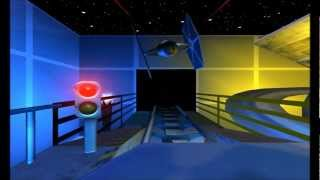 Black Hole : Mission Escape - The Ride - Roller Coaster Tycoon 3