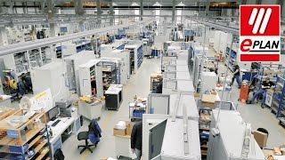 Anwendervideo: Blumenbecker Automatisierungs GmbH - Durchgängige Daten im Schaltanlagenbau