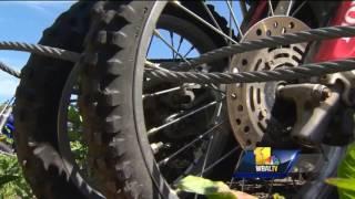 Dirt bikes stolen across Maryland