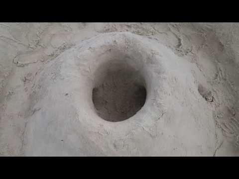 badass Sand fire pit