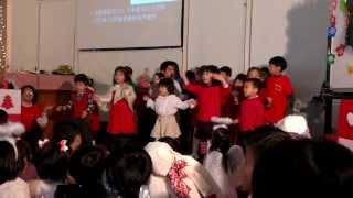 2012-竹北勝利堂兒童主日學-耶穌生日晚會