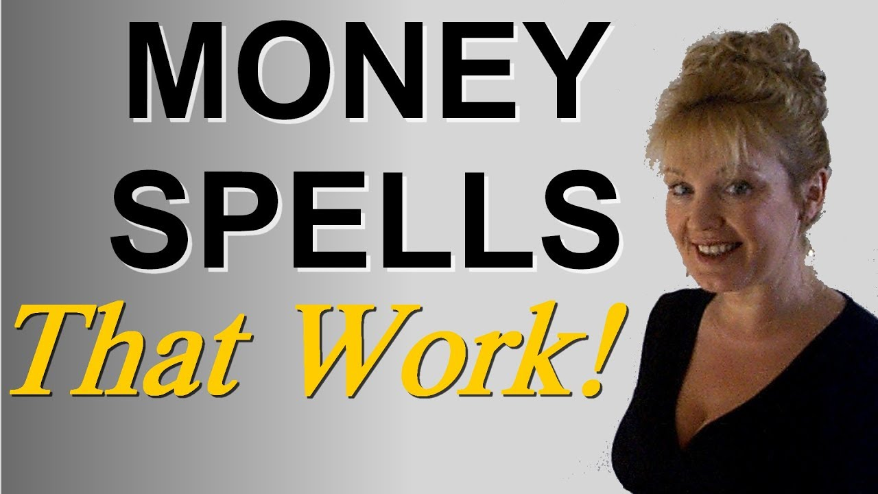 CASTING POWERFUL MONEY SPELLS FOR FREE