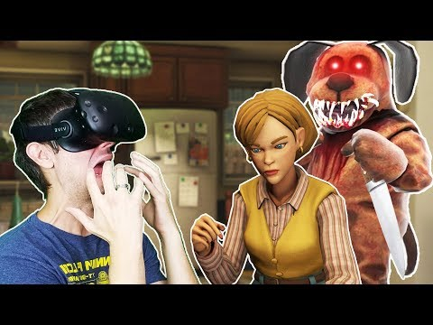 THIS VR GAME'S SECRET ENDINGS WILL DISTURB YOU FOREVER! - Duck Season VR HTC VIVE Gameplay