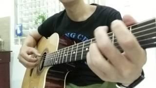 GUITAR TTB - Tháng tư là lời nói dối của em solo guitar