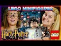 HARRY POTTER Toys LEGO Minifigures Unboxing and Fantastic Beasts