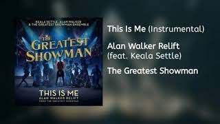 This Is Me (Official Instrumental) - Alan Walker