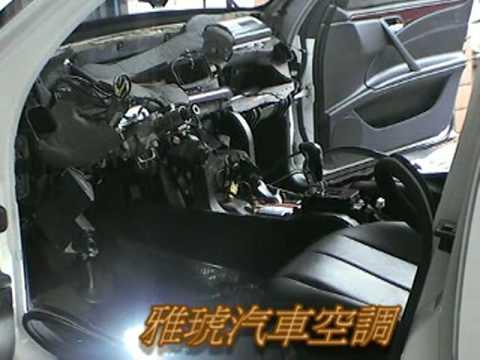 Evaporator core replacement Mercedes-Benz W210 E series