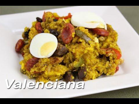 Valenciana Made Easy