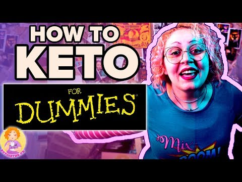 KETO for Dummies �� Complete FREE How to Keto Diet GUIDE for Beginners 2020