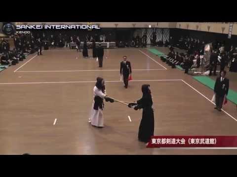 Kendo「剣道」- Amazing Ippon 15 - Gyaku DO [VID:20150222V069]