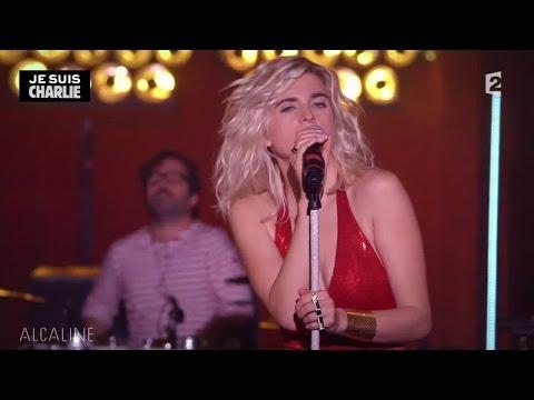 Alcaline, le Mag : HollySiz - Come Back To Me en live