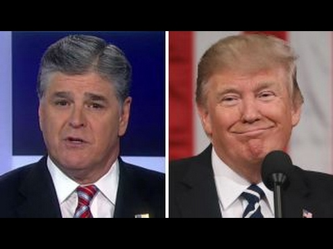 Hannity: Trump has not been well served by the Republicans