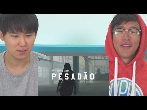 IZA - Pesadão Korean Reaction