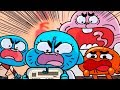 The Amazing World of Gumball: REMOTE FU! - Don't Touch My REMOTE!!! [Cartoon Network Games]
