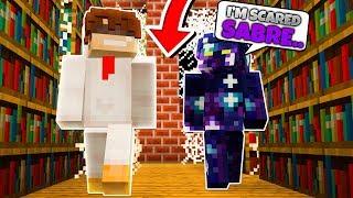 Minecraft Steve Saga - THE GREAT LIBRARY