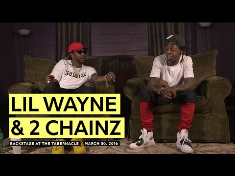 Lil Wayne And 2 Chainz On The Influence Of...