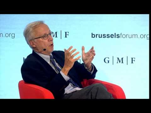 Brussels Forum 2014: The Future of Trade