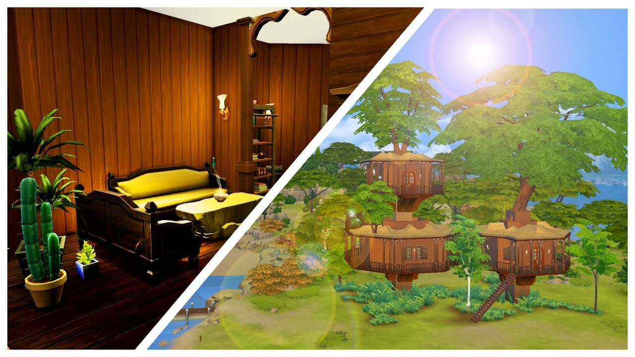 The Sims four: Star Wars Planets   Kashyyyk