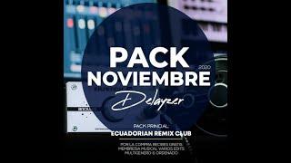 ✔⭐ DELAYZER DJ - NOVIEMBRE 2020 - ECUADORIAN REMIX CLUB - COMPLETO⭐💯