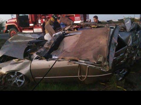 Ariel Camacho muere en accidente automovilistico DEP 25/02