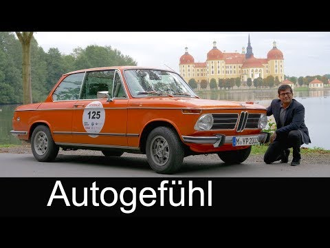 What a classic! BMW 2002 tii FULL REVIEW - Autogefühl