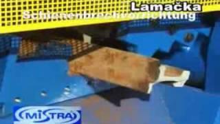 Przecinanie szyn kolejowych na maszynie Kajman 1000, szyny kolejowe, złom szyny